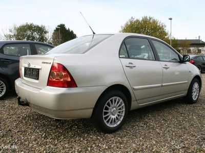 brugt Toyota Corolla 1,6 Linea Terra 110HK
