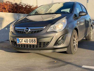 käytetty Opel Corsa 1.3 95 HK Cosmo