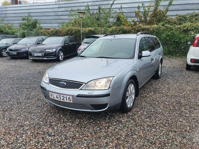 brugt Ford Mondeo 1,8 Active stc.