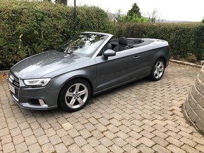 brugt Audi A3 Cabriolet 2.0 TDI 150 HK 2-dørs S tronic