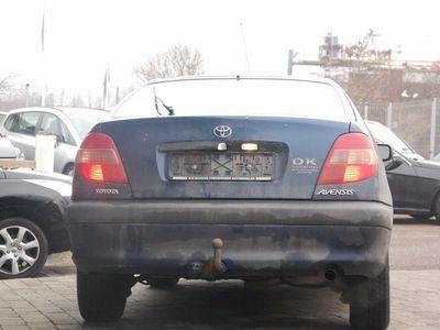 brugt Toyota Avensis 1,8 VVT-i Terra