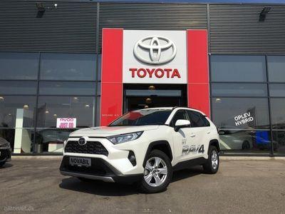 gebraucht Toyota RAV4 2,0 T3 175HK 5d 6g