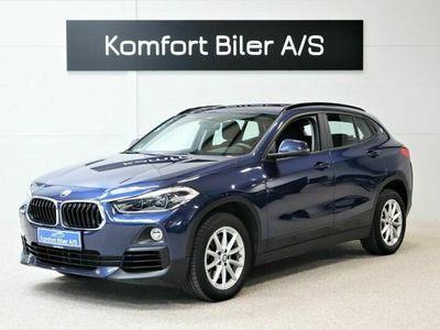 brugt BMW X2 sDrive20i aut. 2,0