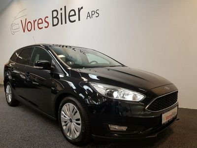begagnad Ford Focus 1,5 TDCi 120 Business stc. aut.