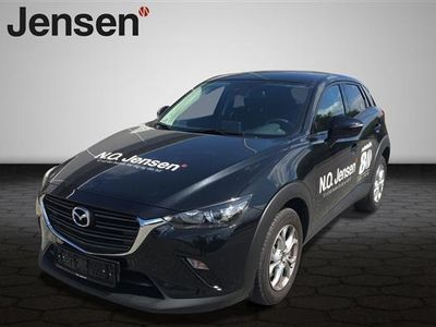 second-hand Mazda CX-3 2,0 Skyactiv-G Vision 121HK 5d 6g