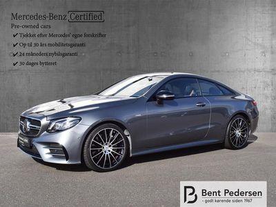 brugt Mercedes E53 AMG AMG 3,0 4-Matic AMG Speedshift 435HK 2d 9g Aut. F