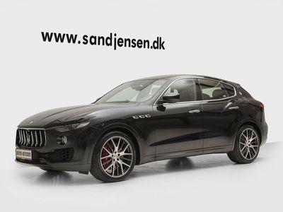 brugt Maserati Levante 3,0 S aut.