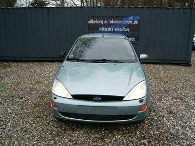 brugt Ford Focus 1,6 Trend