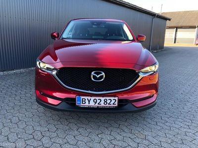 käytetty Mazda CX-5 2,0 Skyactiv-G Vision 165HK 5d 6g
