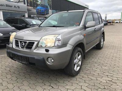 brugt Nissan X-Trail 2,2 CDI Sport C/C 4x4 114HK Van 6g