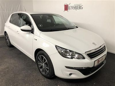 second-hand Peugeot 308 1,2 e-THP Style 130HK 5d 6g