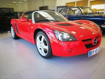 gebraucht Opel Speedster 2,2 147HK Cabr.