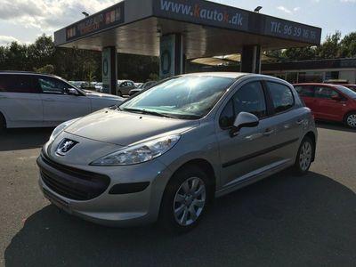 brugt Peugeot 207 1,6 HDi XR