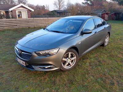 brugt Opel Insignia 2,0 Dynamic 170HK 5-dørs