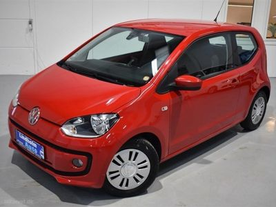 used VW up! 1,0 Bluemotion Move 75HK 3d