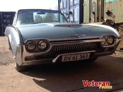 brugt Ford Thunderbird Ford Thunderbird