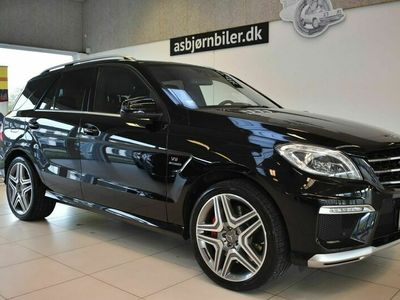 brugt Mercedes ML63 AMG 5,5 AMG Performance aut.