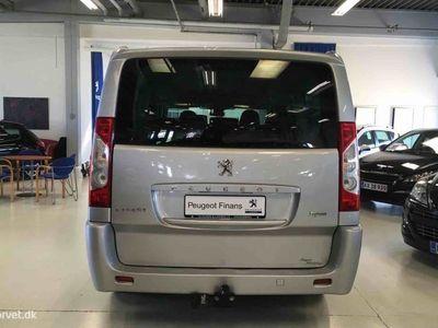 brugt Peugeot Expert L2 9 Sæder 2,0 HDI FAP Executive 136HK