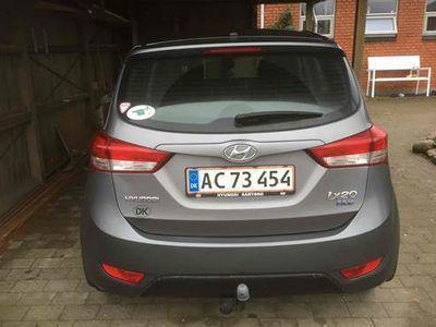brugt Hyundai ix20 1,4 CRDi 5 dørs MPV