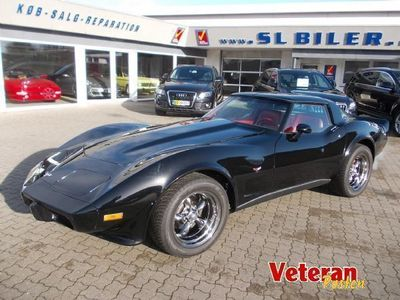 used Chevrolet Corvette Targa 5,7 aut.