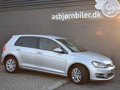 brugt VW Golf VII 2,0 TDi 150 Highline DSG BMT