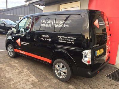 brugt Nissan e-NV200 el EL Premium 109HK Van Aut.