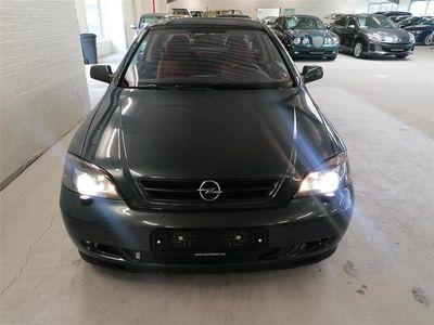brugt Opel Astra 0 16V Turbo 190HK 2d