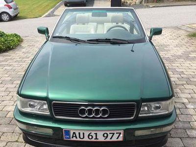 brugt Audi Cabriolet 1,8 G 7-0C 4