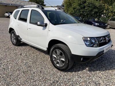 brugt Dacia Duster 1,5 DCi Lauréate 109HK 5d 6g