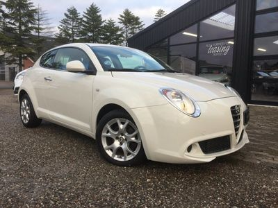 brugt Alfa Romeo MiTo 1,3 JTD 90 Distinctive