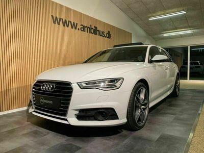 brugt Audi A6 TDi 272 S-line Avant quat S-tr