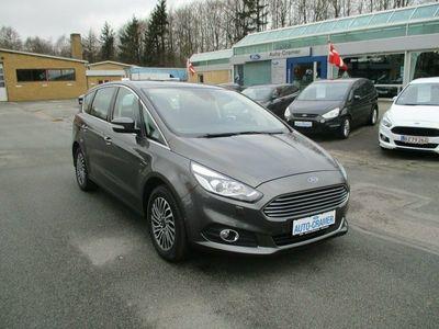 brugt Ford S-MAX 1,5 EcoBoost Titanium