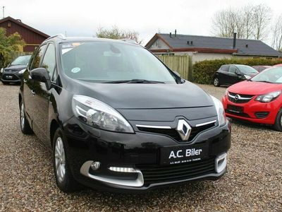brugt Renault Grand Scénic III 1,5 dCi 110 Limited Edition EDC 7prs