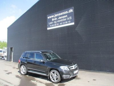 usado Mercedes GLK350 3,0 CDI BlueEfficiency 4-Matic 265HK 5d 7g Aut.