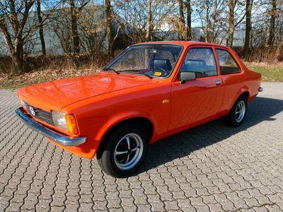 brugt Opel Kadett 1200