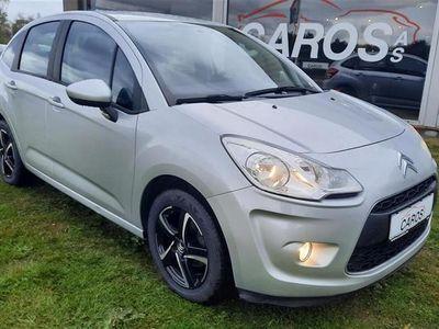 brugt Citroën C3 1,4 e-HDi Seduction E5G 70HK 5d Aut.