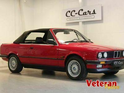 brugt BMW 320 Cabriolet i 2,0