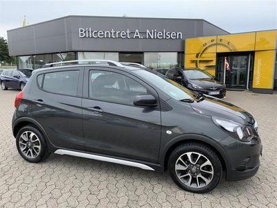 brugt Opel Karl 1,0 Rocks 75HK 5d