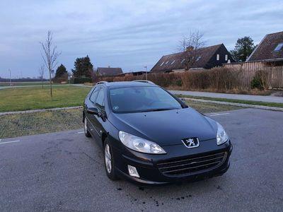 brugt Peugeot 407 1,6 HDi XRB SW
