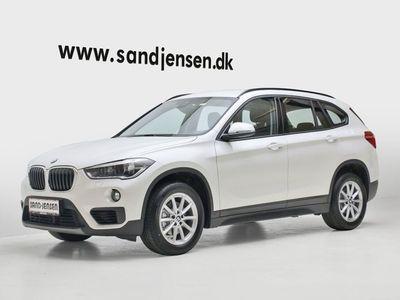 brugt BMW X1 1,5 sDrive18i Advantage aut. Van