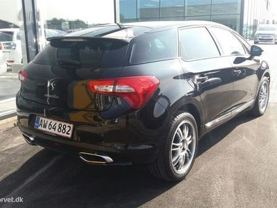 brugt Citroën DS5 1,6 Blue HDi Style 120HK Stc 6g
