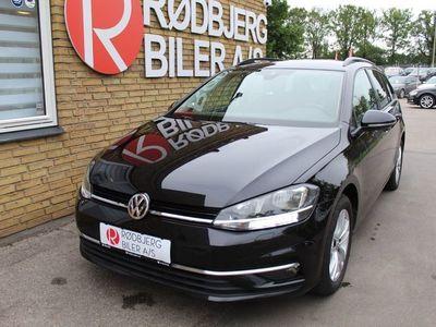 brugt VW Golf VII 1,6 TDi 115 Comfortline DSG