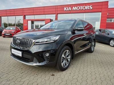 second-hand Kia Sorento 2,2 CRDI Advance AWD 200HK 5d 8g Aut.