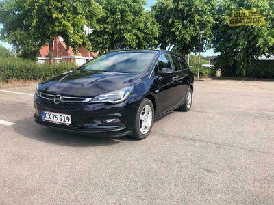 brugt Opel Astra Rigtig finSt. Car meget udstyr