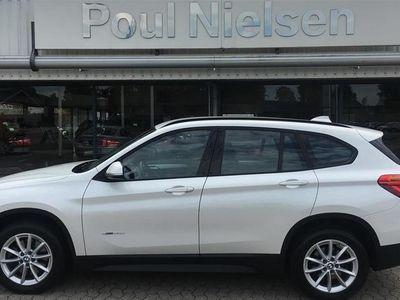 brugt BMW X1 20D 2,0 sDrive20d aut 190HK 5d