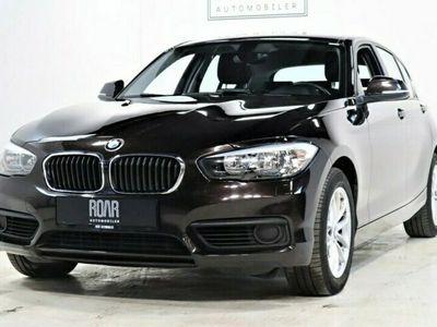 brugt BMW 118 d 2,0 5d