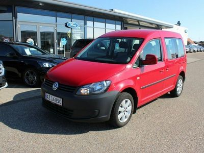 usado VW Caddy 1,2 TSi 85 Trendline