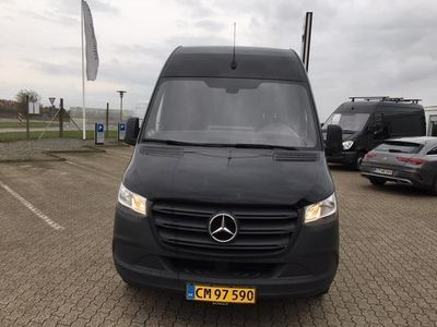 brugt Mercedes Sprinter 316 2,1 CDI A2 H2 RWD 7G-Tronic 163HK Van 7g Aut.