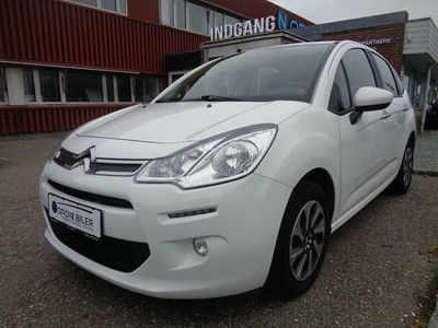 brugt Citroën C3 1,6 BlueHDi 100 Seduction Upgrade