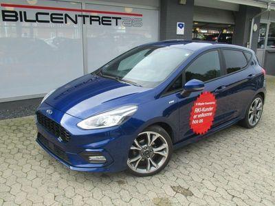 brugt Ford Fiesta 1,0 EcoBoost ST-Line